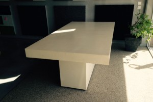 Concrete tables Μοναδικά Τραπέζια